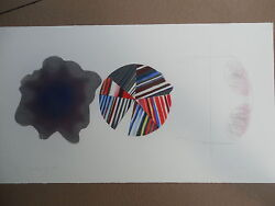 James Rosenquist Federal Spending Original Etching Signed And Numbered Wow