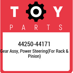 44250-44171 Toyota Gear Assy, Power Steeringfor Rack And Pinion 4425044171, New