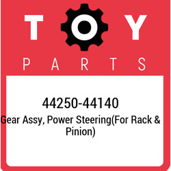 44250-44140 Toyota Gear Assy, Power Steeringfor Rack And Pinion 4425044140, New