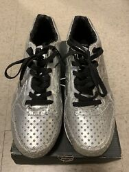 Saucony X Play Cloths Shadow 5000 Silver Mens S Size 10.5