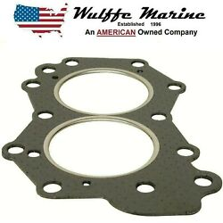 Head Gasket For Johnson Evinrude 5 5.5 6 Hp 1959-1979 Rplcs 18-2961 Omc 329103