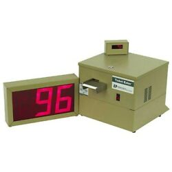 Deltronic Labs Dl5000 Table Top Ticket Eater/counter With Large Digit Display