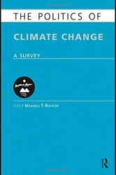 The Politics of Climate Change: A Survey, Boykoff 9781857434965 Free Shipping-,