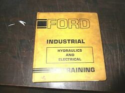 Ford A-62 A-64 A-66 2600 3600 4100 4600 Tractor Hydraulic Electrical Manual
