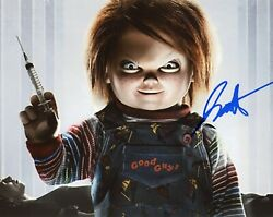 Fiona Dourif Authentic Hand-signed Cult Of Chucky 8x10 Photo B