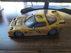 1/18 Action 2001 Chevrolet Corvette C5r Raced Version Gm Goodwrench 3andnbsp
