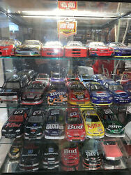 NASCAR DIECAST Jeff Gordon,Jr,and Senior Near Mint, All Boxes For Cars