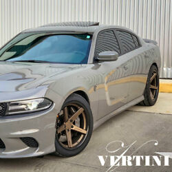 20 Vertini Rfs1.7 20x9 20x10.5 Concave Forged Wheels Rims Fits Dodge Charger