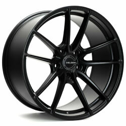 20 Velgen Vf5 Black 20x10.5 Forged Concave Wheels Rims Fits Jeep Grand Cherokee
