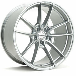 20 Velgen Vf5 Silver 20x9 Forged Concave Wheels Rims Fits Nissan Altima