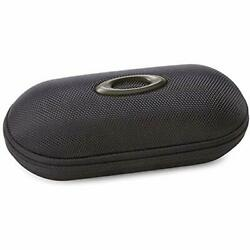 Portable Vault Case Sunglass Case Black Fit for Oakley Sunglasses Eyeglass case