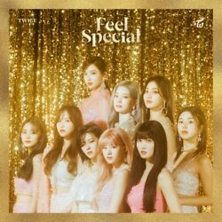 Us Shipping Twice Feel Special Album Cd+book+lyric+card Sealed