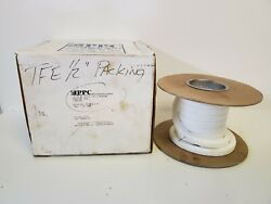 New Old Stock Ppc 2.4lb Teflon Packing Roll 87-050-1-51