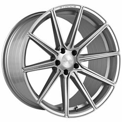 20 Stance Sf09 Silver 20x10.5 Concave Forged Wheels Rims Fits Audi Allroad