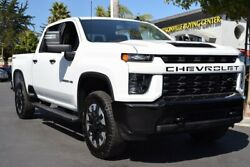 2020 Chevrolet Silverado 2500 Custom 2020 Chevrolet Silverado 2500HD Summit White with 1 available now!