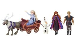 Disney FROZEN 2 - Sledding Adventures Playset Officially Licensed NIBSealed
