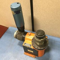 Ferguson 2503 Pickomatic Pick And Place, Lift 3, With 90vdc 1/2hp Motor