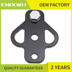 3 Way Hitch For Atv Lawn Mower Golf Cart Tractor Flat Towing Tow Ball Mount