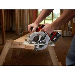 Circular Saw Milwaukee Wood Cutting 18-volt Lithium-ion Cordless Tool-only