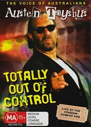 Austen Tayshus - Totally Out Of Control (DVD 2005) Live at Stadium Comedy Bar