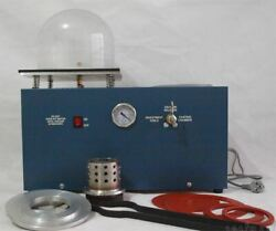 Jewelry Tool Wax Cast Combination Vacuum Investing And Casting Machine Eg
