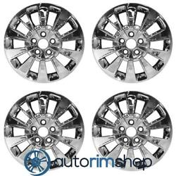 New 17 Replacement Wheels Rims For Buick Lucerne 2008 2009 2010 2011 Set Chr...