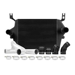 Mishimoto Intercooler Pipe And Boot Kit For 2003-2007 Ford 6.0l Powerstroke Black