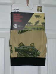 Boxer Briefs Wear Your Life Bass Design Novelty Size 2XL Brand New in Bag