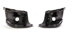Freightliner Cascadia 08-15 Bumper End Reinforcement W Fog Hole Right And Left