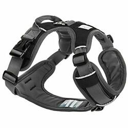 Embark Adventure Dog Harness Easy On And Off With Front Back Leash Attachment