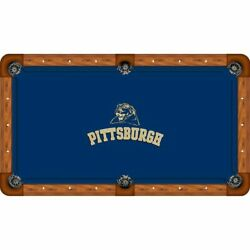 Pittsburgh Panthers College Ncaa Billiard Table Cloth