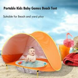 Tent Beach Baby Portable Sun Pool UV Waterproof Shelter Shade Infant Protection