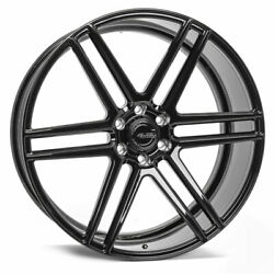24 Velgen Vft6 Black 24x10 Forged Concave Wheels Rims Fits Ford F-150