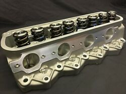 World Products Small Block Ford Manowar Alum.10 deg. Cylinder Head 023015-4 PAIR