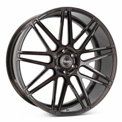 24 Velgen Vft9 Black 24x10 Forged Concave Wheels Rims Fits Ford Expedition
