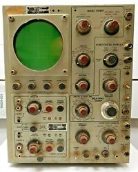 Jetronic Oscilloscope An/usm-81 Collectible Clone Scope Mx-2330a/g Subassembly