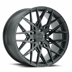 20 Xo Phoenix Black 20x9 20x10.5 Forged Concave Wheels Rims Fits Ford Mustang