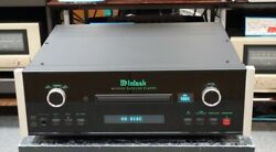 McIntosh MCD550 SACD/CD Player used 2014 audio/music