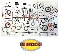 American Autowire 510547 - 1987-89 Ford Mustang Classic Update Wiring Harness