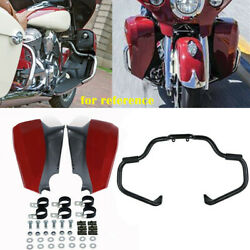 Lower Fairing Assembly Mustache Bar Fit For Indian Roadmaster Classic 17-18