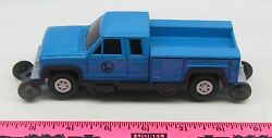 Lionel Blue Truck Track Inspection Vehicle