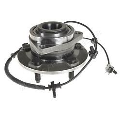 Wheel Bearing Kit Front For Jeep Commander Grand Cherokee Iii 52089434ad