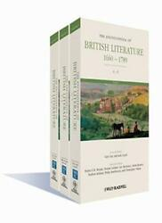 The Encyclopedia Of British Literature 1660 - Day Lynch+=