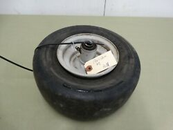 Ariens Mini Zoom 1540 Front Wheel And Tire, Tire Loses Air 2 B44