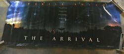 The Arrival Charlie Sheen Huge Movie Theatre Banner Poster Rare