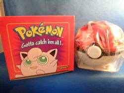Pokemon - Jigglypuff 24k Gold Plated Card 1999 Burger King 1 Red Boxed Card