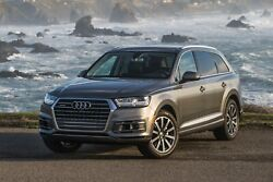4x Genuine Audi Q7 Sq7 20 2020 Edition Wheels And New Federal Tyres