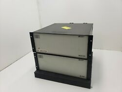 Advanced Energy Mdx Power Supplies 15k Master And Slave 2169-005-01 Free Freight