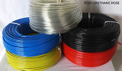 5mm X 8mm Pneumatic Pu Tube Air Hose Colour And Pipe Pneumatic 5 Mm Inner Dia