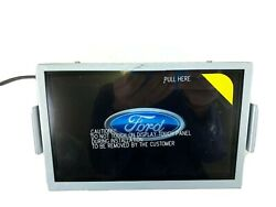 New Ford FACTORY OEM Sync 3 Display Screen Radio Touch GB5T-18B955-SC